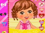 Dora Colorful Dress Up Games