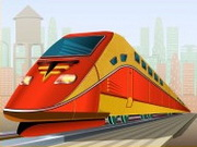 Train Driving Frenzy